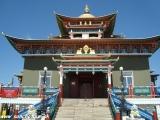 Ivolginský Dacan, centrum budhismu v Rusku...