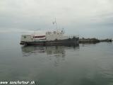 A už je tu Bajkal, najhlbšie jazero sveta...