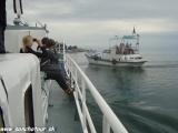 A už je tu Bajkal, druhé najväčšie jazero sveta...