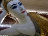 Barma, Yangon a náš prvý veľký ležiaci budha v Barme...