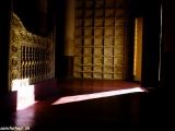V palácoch kráľovský paláca v Mandalay...