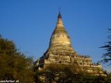 A už sme v Bagane a ideme na západ slnka nad týmto tisícročným mestom..