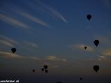A východ slnka nad Baganom...