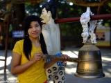 Búchanie na chrámové zvony...