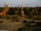 Západ slnka II. v Bagane...