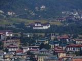 Hlavné mesto Bhutánu - Thimpu...
