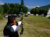 Lukostreľba - národný šport Butánu...