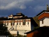 Paro dzong...