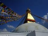 Bhudhanáth - najposvätnejší budhistický chrám v Nepále...