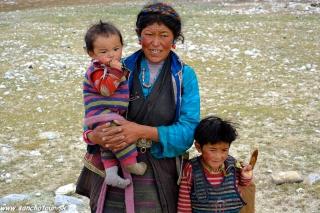 Ľudia Tibetu...