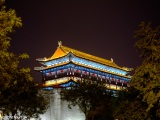 Posledný večer v Číne...