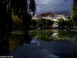 Potala zimný palác Dalajlámu...