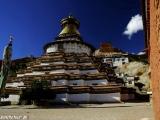 Gyantse stupa Khumbum...