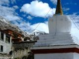 Rongbuk - najvyššie položený kláštor sveta...