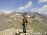 Irán - aklimatizačné túry na Damavand...