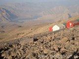 Irán - Damavand, cestou na vrchol...