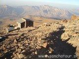 Irán - Damavand,cestou na vrchol...