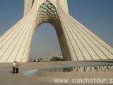 Irán - Azadi Tower Teheran...