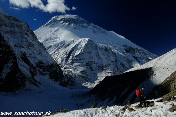 Dhaulagiri, 8167 m....