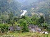 Cestou pod Dhaulagiri...