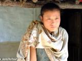 ľudia spod Dhaulagiri...
