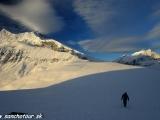 Cestou na Dhampus Peak...