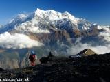 Údolie rieky Kali Gandaki...