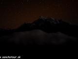 Nilgiri - Modrá hora v noci...