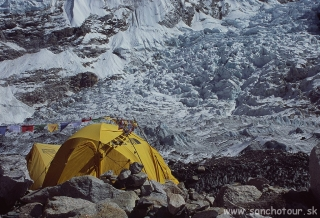 Everest Base Camp...