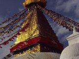 Budhanáth v Káthmandú, pamiatka UNESCO...