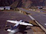 Letisko v Lukle, začiatok nášho treku...