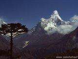 Ama Dablam - kráľovná nepálskych hôr...
