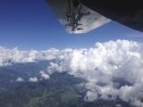 Let do Lukly býva vždy adrenalínový zážitok...