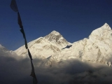 Mt. Everest z Kala Patharu...