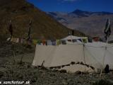 V nomádskom stane...
