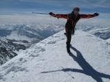 Na vrchole Grossvenedigeru...