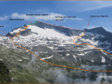 hochalmspitze-detmoldergrat-routenplan