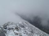 Cestou na vrchol Zinodl...