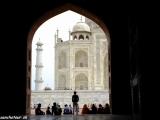 Božský Taj Mahal...