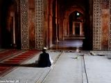 Meditácia v mešite...