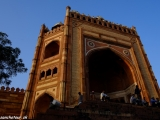 Najvyššia brána Ázie...