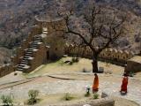 Indické turistky na výlete...