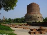 Sarnáth - miesto prvého Budhovho kázania...