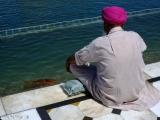 Meditácie pri najposvätnejšom chráme...