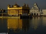 Atmosféra Zlatého chrámu...