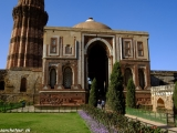 Historický komplex Qutub Minar...