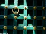Dvere do zámku...