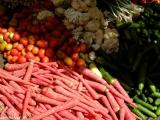 Na zeleninovom trhu...
