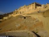 Pevnosť Amber pri Jaipure...