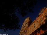 Palác vetrov Hawa Mahal v Jaipure...